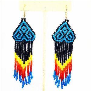 Indigenous earrings